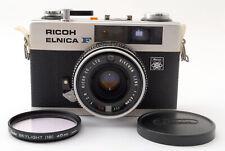 [Excellent] Ricoh Elnica F Rikenon 40mm F/2.8 (3231)