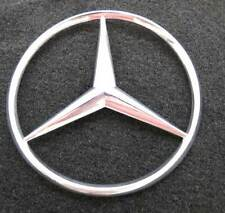 MERCEDES-BENZ TRUNK EMBLEM - 201CHASSIS & 124 CHASSIS