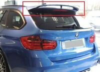 For BMW 3 SERIES F31 TOURING REAR ROOF SPOILER PERFORMANCE LOOK NEW Wing M Trim