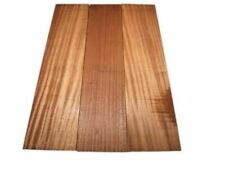 Sapeli Brett Mahagoni Holz Mogano Tonholz 60x20cm 46mm