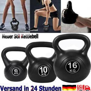 Kettlebell Kugelhantel Schwunghantel Rundgewicht Kurzhantel Kraft Gewicht Hit DE