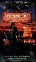 Deceptions [Laws of the Blood, Book 4] [ Sizemore, Susan ] Used - Good