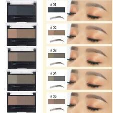 Waterproof Eyebrow Makeup Powder Definition Brow Stamp Eyebrow Paint UK I3J3