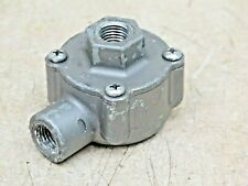 "Quick exhaust valve   Mead   1BQEV    1/4"" NPT"