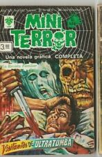 MINI TERROR #582 HORROR MEXICAN COMIC 1979 WALKING DEAD-C