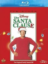 The Santa Clause Region 1 Blu-ray