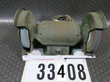 Profi Industrie Doppelschleifbock Doppelschleifer Schleifmaschine 220V #33408