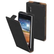 Muvit MUSLI0107 - Funda slim para LG Optimus L5 E610, negro