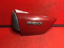 Seitenverkleidung Abdeckung Side Cover Verkleidung Suzuki GS 450 L