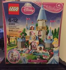 Cinderella's Romantic Castle Disney Princess Lego 41055 646 pieces RETIRED