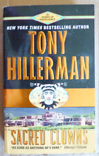 Joe Leaphorn and Jim Chee Novel: Sacred Clowns by Tony Hillerman (1994, Paperbac