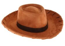 Disney TOY STORY Deluxe WOODY Cowboy Adult HAT Costume
