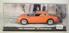 James Bond 007 Collection 1/43 Ford Thunderbird - Die another Day #5650