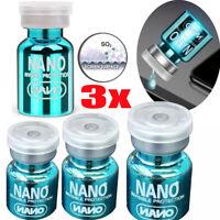 3xHi-Tech NANO Liquid Universal Screen Protector 3D Invisible Coating for Phones