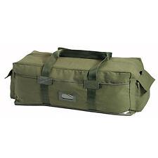 ROTHCO Canvas Israeli IDF Type Tactical Duffle Bag 813  OLIVE DRAB OD GREEN