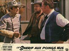 BOBBY DARIN GUNFIGHT IN ABILENE  1967 VINTAGE LOBBY CARD #2