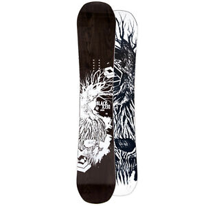 FTWO Hommes Freestyle Snowboard Blackdeck Bois ~ 147 CM ~ Double Cambre