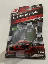 2019 Austin Dillon Authentics Daytona 500 Special Edition & Wave 2 Lot Of Two