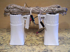 2-Horn Speakers Goosegetter  E-caller Electronic Snow Goose Call In Decoys