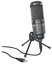 Audio-Technica AT2020USB Cardioid Condenser Microphone