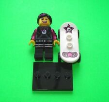 Lego minifiguras serie 6 # skaterin con Board-nuevo-New # = top!!!