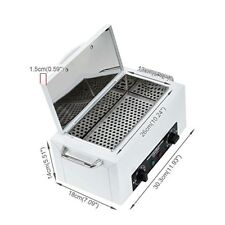 Dental Dry Heat Sterilizer Cabinet Autoclave Tattoo Disinfect Salon Machine