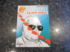 belle reedition ric hochet la piste rouge