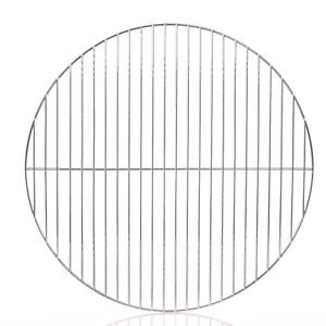 BBQ REPLACEMENT ROUND COOKING GRILL 44.5cm  CHROME PLATED STEEL - KETTLE