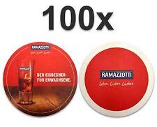 Ramazzotti Bierdeckel Untersetzer Bierfilz - 100er Packung