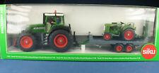 SIKU FARMER 7503 - FENDT 916 Traktor + Dieselross F 28 - SONDERMODELL - NEU 1:32