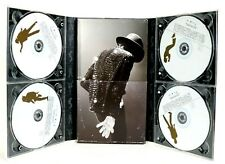 NEW Michael Jackson - The Ultimate Collection 5 Disc 4 CDs & 1 DVD White Box Set