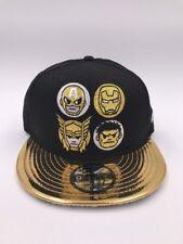 "Tokidoki Marvel ""Golden Heroes"" Men's Snapback Hat (THT-5)"