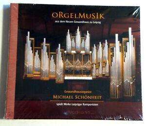 Orgelmusik - Michael Schönheit spielt Werke Leipziger Komponisten (2007) NEU, CD