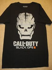 CALL of DUTY Black OPS 3 III WWII SOLDIER PS4 XBOX ONE Video GAME MEN'S T-Shirt