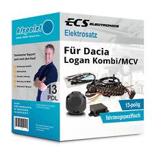 EBA neu Für Dacia Logan Kombi//MCV I KS Elektrosatz 7polig spezifisch Esatz inkl