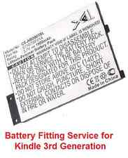 Kindle Keyboard New Battery Fitting Service - Suitable for Wi-Fi or 3G Version