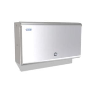 Eaton MEM Memera EAS10H63H63DS 10 way Metal Consumer Unit Dual RCD 30mA 63A