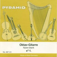Pyramid Octave Guitar, 6-saitig, Nylon Strings Set