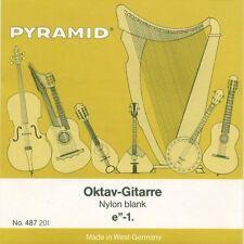 Pyramid Octava Guitarra, 6 Cuerdas, Nylon cuerdas KIT