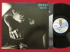TOM WAITS ~ FOREIGN AFFAIRS LP (1977) ASYLUM 7E-1117 SP PRESS ~ JAZZ BLUES ROCK