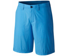 COLUMBIA MENS WASHED OUT PACIFIC BLUE SHORT Mens 40 / Ins10 Hommes 50  /Entr 10