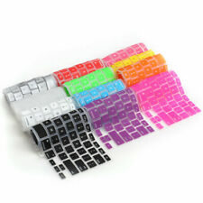 LENTION Silicone Keyboard Cover Skin for Apple MacBook Pro Air 13 15 17 Retina