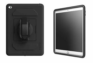 Incipio Capture Rugged Multi Layer Case With Removable Handstrap for iPad Air 2