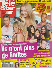 Télé Star N°1611 - 13/08/2007 -Secret Story - Joe Dassin- Natacha Amal- Masi Oka