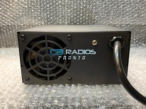 75 Amp Power Supply - 110vac to 12vdc - 13v-16v Adjustable - Cb Radio Car Audio