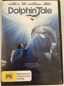 DOLPHIN TALE DVD REGION 4