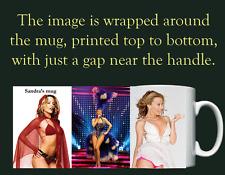 Kylie Minogue -  Personalised Mug / Cup