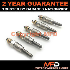 5x PER SSANGYONG MUSSO 2.9 (1995 -) DIESEL HEATER luminescenza SPINE SPINA SET COMPLETO
