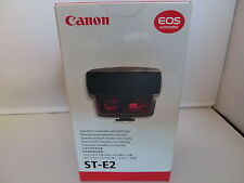 New Canon Speedlite Transmitter ST-E2 for 580EX II 430EX II 320EX 270EX II