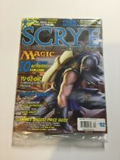 Scrye #82 MTG & CCG Price Guide Magazine *SEALED*